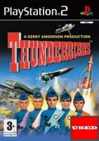 Thunderbirds PS2 USED (No Manual)