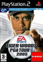 Tiger Woods: PGA Tour 2005 PS2 USED (No Manual)