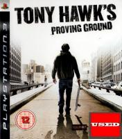 Tony Hawks Proving Ground PS3 USED