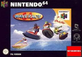 Wave Race 64 N64 USED (Nortec Seal)