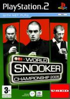 World Snooker Championship 2005 PS2 USED (No Cover)