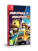 Overcooked Double Pack  NSW  NEW