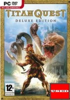 Titan Quest Deluxe Edition PC USED