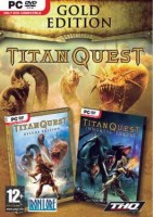 Titan Quest Gold Edition PC NEW