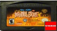 Tom and Jerry in Infurnal Escape GBA UNBOXED