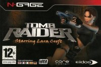 Tomb Raider NGAGE NEW