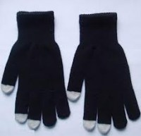 Touch Gloves - Γάντια Αφής Black