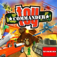 Toy Commander DC USED