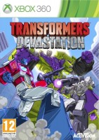 Transformers: Devastation X360 NEW