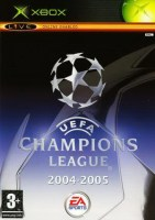 UEFA Champions League 2004-2005 XBOX NEW