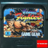 Virtua Fighter Animation GG UNBOXED