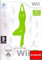 Wii Fit (Game Only) USED