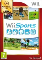 Wii Sports (Nintendo Selects) Wii NEW