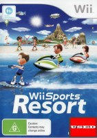 Wii Sports Resort (Game Only) Wii USED