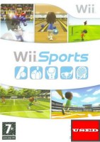 Wii Sports Wii USED (Repaired)