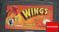 Wings GBA UNBOXED