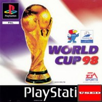 World Cup 98 PS USED (DISC ONLY)