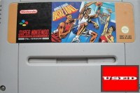 World League Basketball SNES (Cartridge Only)