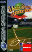 World Series Baseball II SATURN USED