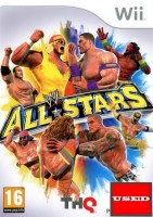 WWE All Stars WII USED