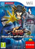 Yu-Gi-Oh! 5D's: Master of the Cards Wii USED