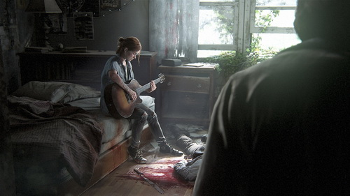 the last of us part II 2019 release date ps4