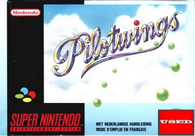 Pilotwings SNES USED_product