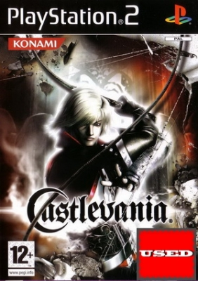 Castlevania PS2 USED_product