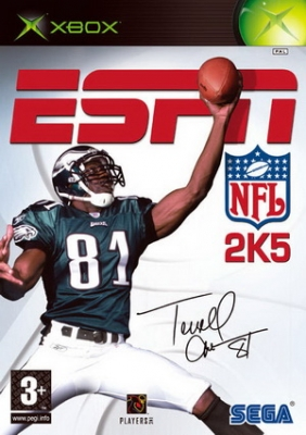 ESPN NFL 2K5 XBOX NEW_product
