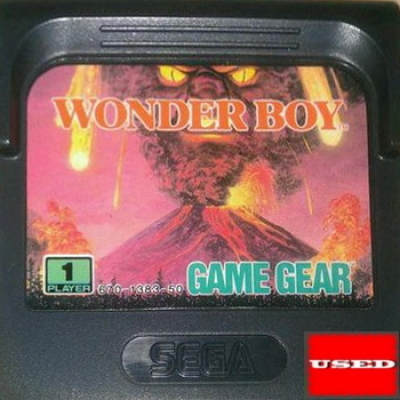 Wonder Boy GG UNBOXED_product