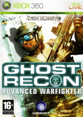 Ghost Recon Advanced Warfighter X360 NEW