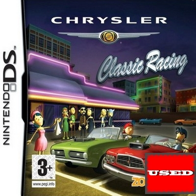 Chrysler Classic Racing DS USED_product